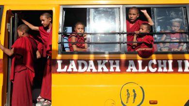 Dalai Lama Drive By