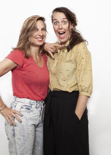 Marjolein Busstra & Rebekka van Hartskamp